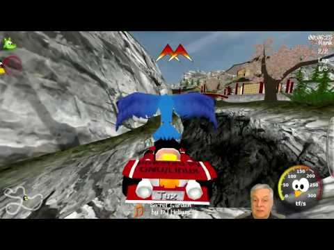 SuperTuxKart 0.8 - Episode 14 - Story Mode, Challenges 29-32