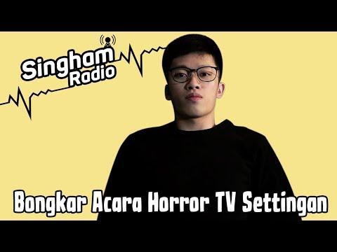 Filo Sebastian Bongkar Rahasia Acara Horror TV Yang Settingan - #RadioSingham 15