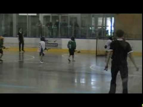 Box Lacrosse - Burnaby Lakers Vs Semiahmoo Rock