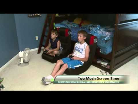 Screentime Is Making Kids Moody Crazy >> Screen Time Is Making Kids Moody Crazy And Lazy Youtube