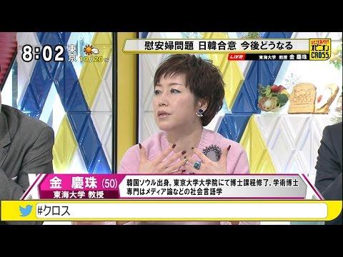 998 【韓国レーダー照射】金慶珠教授「素人目から見ると、何らかのレーダーは撃ったのだろうと。日本も何らかの低空飛行をしたんだろう、としか思えない」