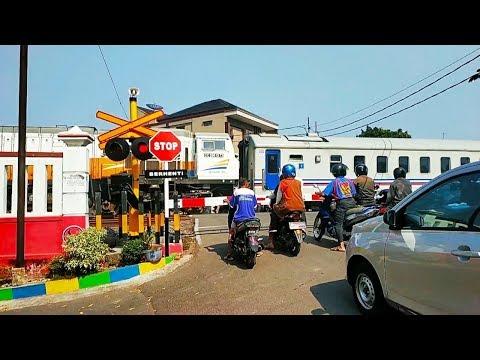 Revisited ! Perlintasan Kereta Api JPL 205A Kesambi Dalam Cirebon