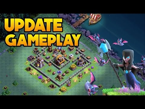 Thumbnail: Clash of Clans | REAL GAMEPLAY of New Huge Update! + Leaks About Everything Coming! (AppStore Leaks)