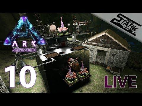 ARK Aberration - 10.Rész (Paracer Tuningolás) - Stark LIVE