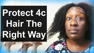 NATURAL HAIR: My LONG LASTING Moisture Routine Perfect For