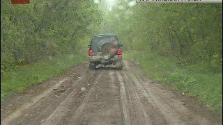 В Парфинском районе начались дорожные работы