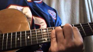 "Staind ""Pardon Me"" Acoustic cover Lance shaughnessy"