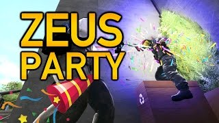 Video CS:GO - Zeus Party! download MP3, 3GP, MP4, WEBM, AVI, FLV Maret 2018