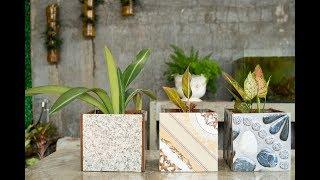 Utilizando Sobras de Cerâmica para Fazer Vasos