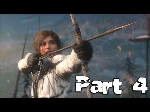 Rise of the Tomb Raider Part 4 - Common Purpose (PC)