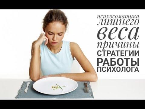 Психосоматика лишнего веса. лишний вес, ожирение.