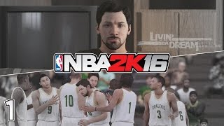 nba 2k16 mycareer   e1 opening cut scenes first game