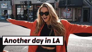 Another day in LA | Romee Strijd VLOGS