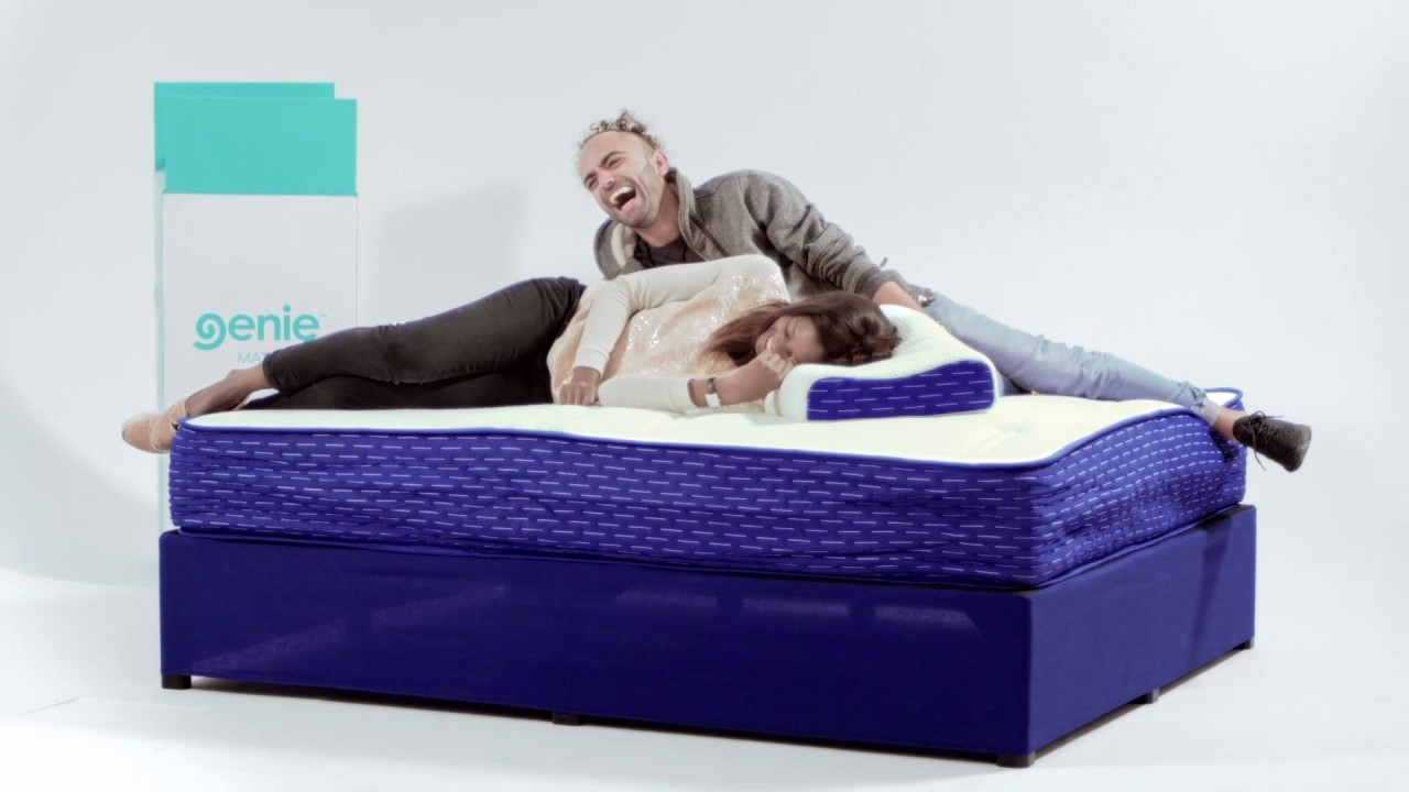 genie mattresses youtube