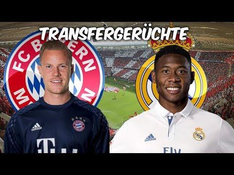 ter Stegen zu den Bayern ? Alaba zu Real Madrid   Transfers und Transfergerüchte 2017/18