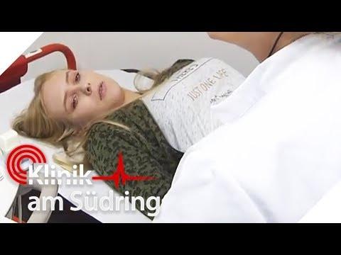 Erste Periode mit 17: Mädchen hat seit drei Monaten heftige Blutungen   Klinik am Südring   SAT.1 TV