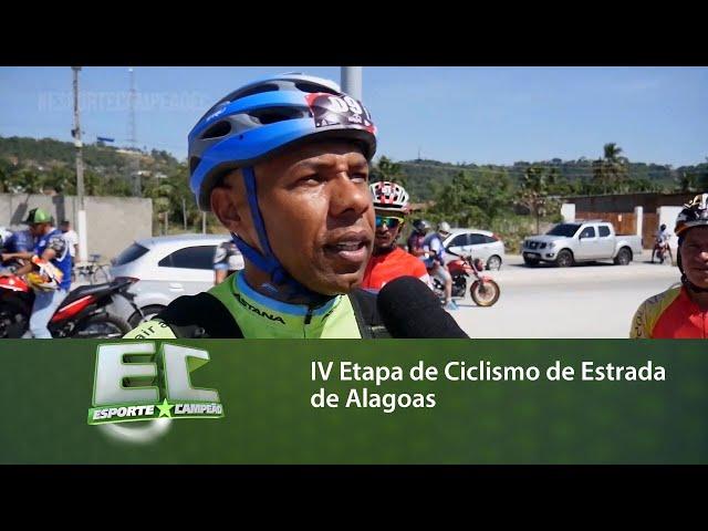 IV Etapa de Ciclismo de Estrada de Alagoas
