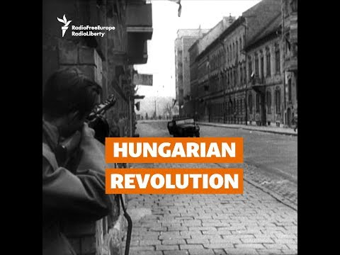 How Hungary Rose Up Against Communism In 1956