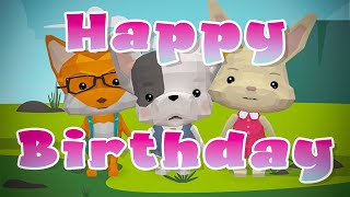 Happy Birthday Song (English)