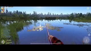 Русская Рыбалка 4 Охота на сома