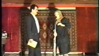 ЧУВАШСКИЙ КОНЦЕРТ в Артемьевке, июнь 1999-й год. ( первая часть)
