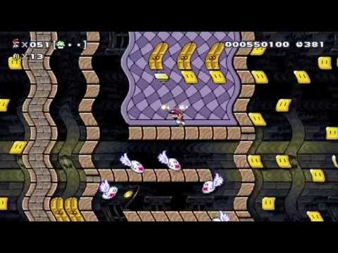 Super Mario Maker - Sep 28 15 A2