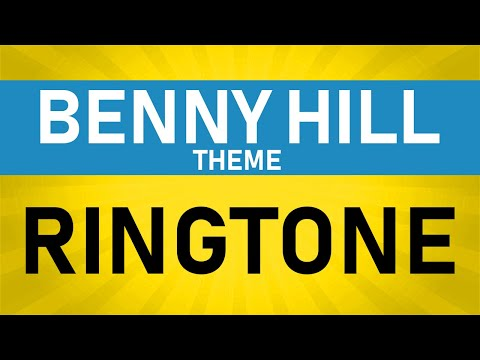 The Benny Hill Show Theme Ringtone and Alert