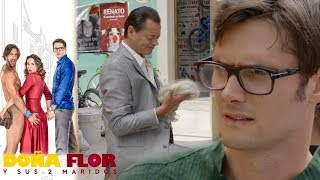 Doña Flor y sus 2 maridos - Capítulo 51: Teo se decepciona de su papá | Televisa