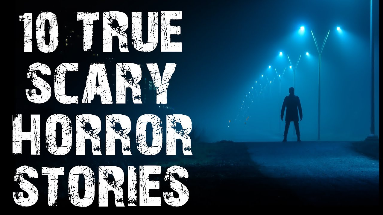 10 TRUE Absolutely Terrifying Lets Not Meet Horror Stories from Reddit |  (Scary Stories)