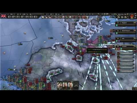 Hearts of Iron IV - Abuse paratroopers and save millions of