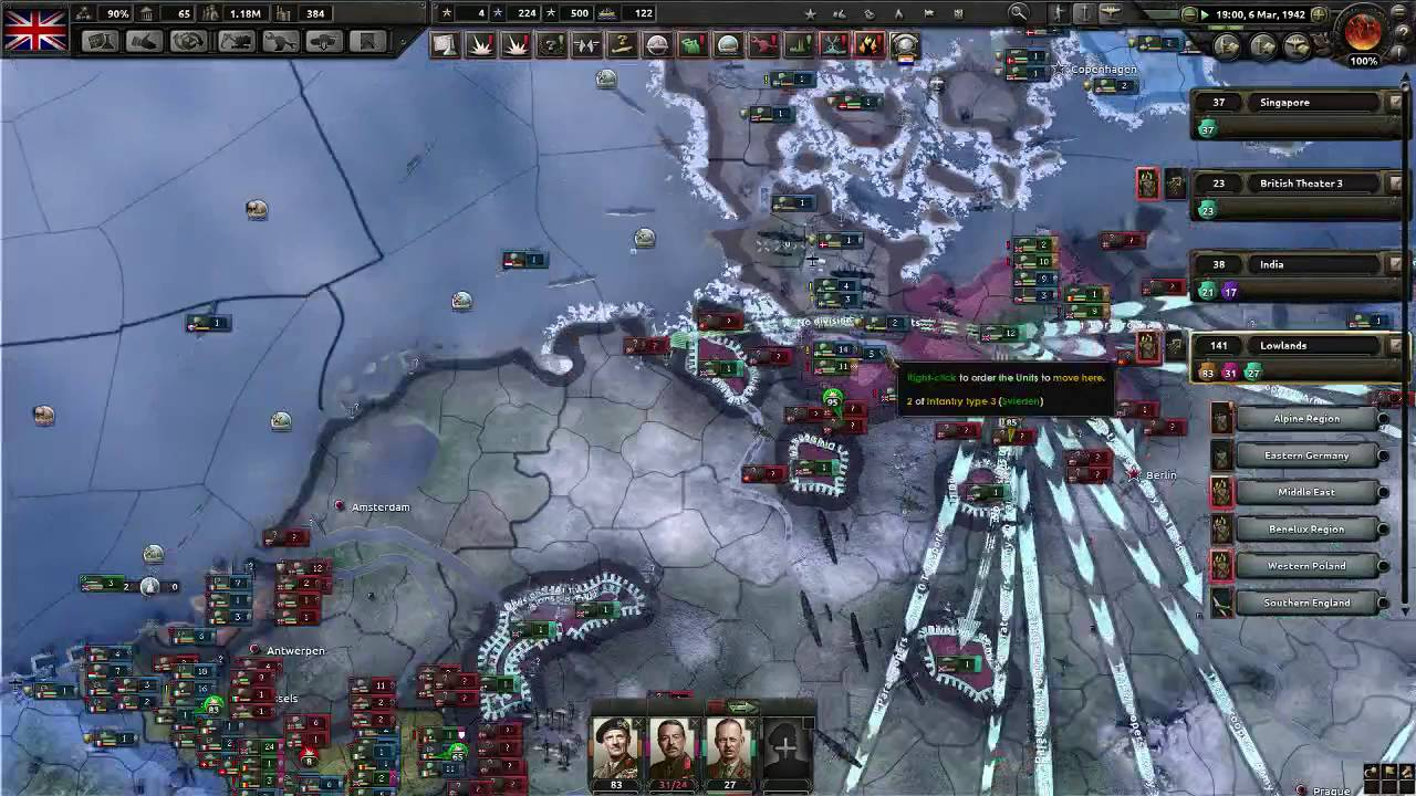 Hearts of Iron IV - Abuse paratroopers and save millions of lives of your  soldiers