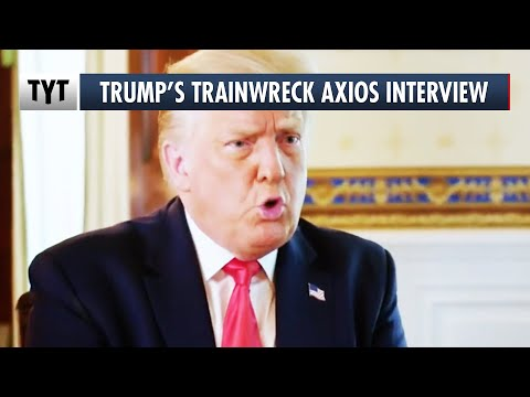 Trump's Axios Interview, The Craziest Things Said