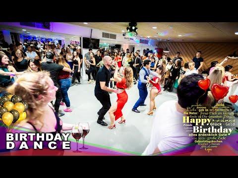 Birthday Dance At Bachata Kiss💋 In London, Daniel Santacruz - En Tu Cumpleaños