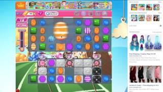 candy crush saga level 1434 walkthrough