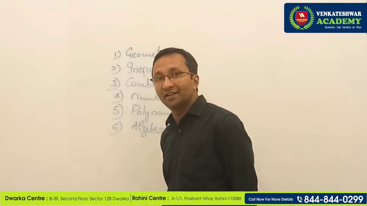 Venkateshwar Mathematics Olympiad – Venkateshwar Academy