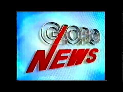Vinheta Institucional Do Site Da Globo News 2005 Youtube