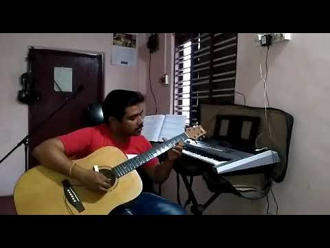 Alliyambal Kadavilannraykkuvellam Song Guitar