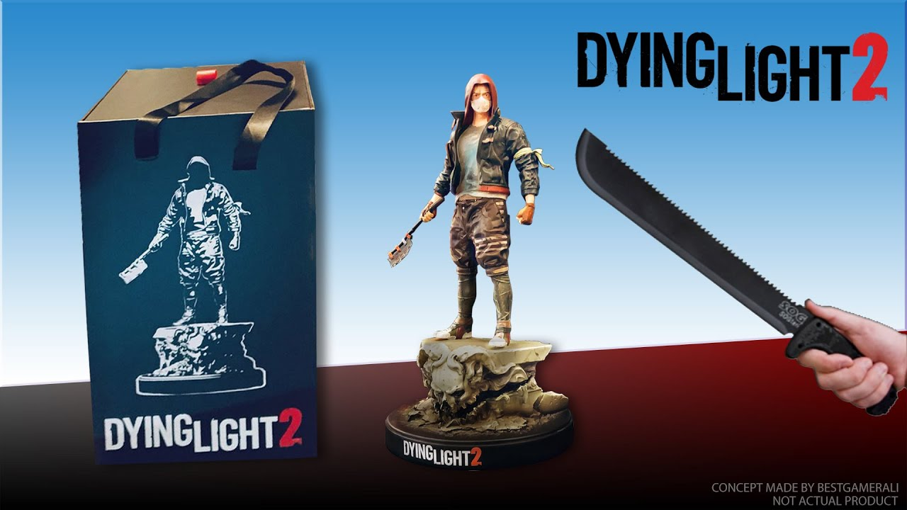 Dying Light 2 - Collectors Edition | What would you like to see in it ? thumbnail