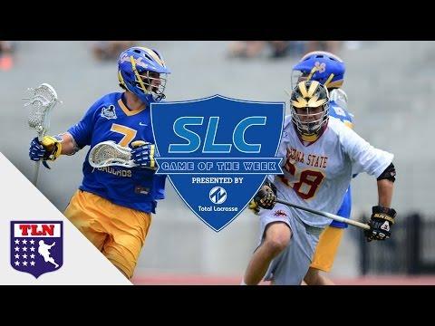 UC Santa Barbara vs Arizona State | SLC Semi Final playoffs presented by Total Lacrosse