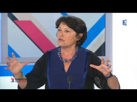 """extrait de l'émission ---Michèle Rivasi invitée de """"Dimanche en politique"""""""