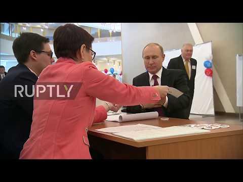 Russia: Vladimir Putin