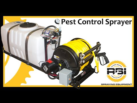 Pest Control Sprayer