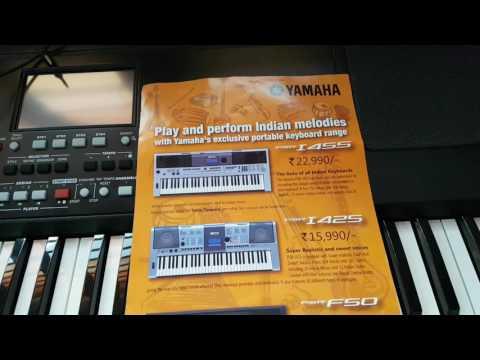 Yamaha PSR-I455 PSR-I425 F50 E353 E253 MEGA DISSCOUNT OFFER
