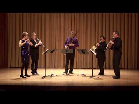 West Side Story, Bernstein, Ventus Machina Woodwind Quintet
