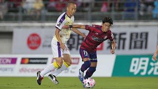 ファジアーノ岡山vs京都サンガF.C. J2リーグ 第8節