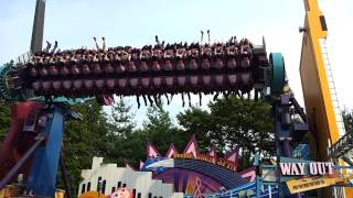 Double rock spin at Everland korea