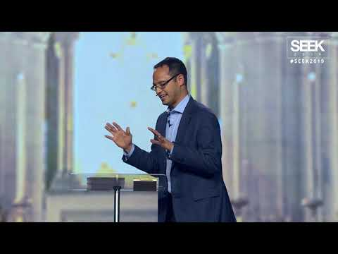 Dr. Ted Sri: Follow | SEEK2019