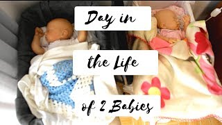 Day in the Life of a Reborn Mommy 2018 l 2 Reborns l Reborn Life