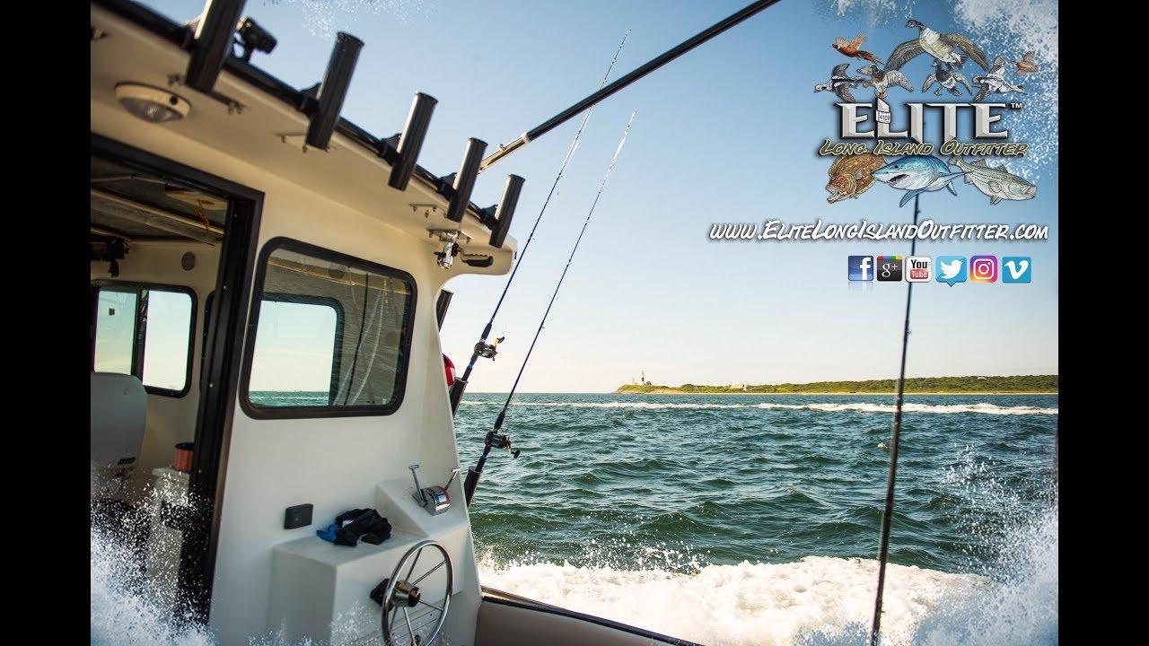 Elite Long Island Charters HD Montauk, NY 2018