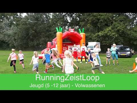 Running Zeist - loop 15 sept